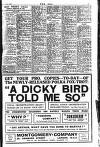 """GET YOUR PRO. COPIES—TO-DAY—OF The NEWLY-RELEASED POLKA FOX-TROT: """"A DICKY BIRD TOLD ME SO"""""""