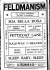 The Era Wednesday 24 April 1929 Page 16