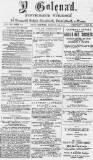Y Goleuad Saturday 22 January 1881 Page 1