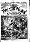 Price One Penny, THE POLICE NEIV3.-DECEMBER 4, 1913. Harry Halse's Football Career, gold HlmseH.) RSAD ■■FORMITB-8   / BreCttl SHIPS.