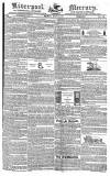 Liverpool Mercury Friday 09 May 1823 Page 1