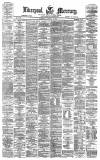 Liverpool Mercury Saturday 08 January 1876 Page 1
