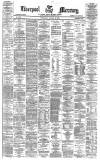 Liverpool Mercury Wednesday 12 January 1876 Page 1