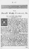 Newcastle Courant Fri 01 Apr 1720 Page 2