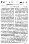 Pall Mall Gazette