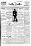 Pall Mall Gazette Friday 24 January 1913 Page 1