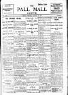 Pall Mall Gazette Friday 16 January 1914 Page 1