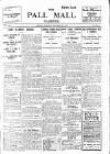 Pall Mall Gazette Friday 23 January 1914 Page 1