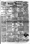 Pall Mall Gazette Monday 01 November 1915 Page 1