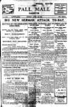 Pall Mall Gazette Monday 29 April 1918 Page 1