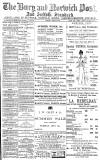Bury and Norwich Post Tuesday 26 June 1900 Page 1