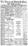 Bury and Norwich Post Tuesday 20 November 1900 Page 1