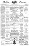 Cheshire Observer Saturday 28 June 1873 Page 1