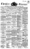 Cheshire Observer Saturday 12 August 1854 Page 1