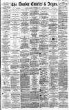 Dundee Courier Saturday 19 September 1863 Page 1
