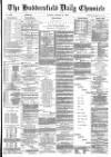 Huddersfield Chronicle Tuesday 10 January 1893 Page 1