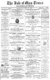 Isle of Man Times Saturday 31 July 1869 Page 1