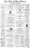 Isle of Man Times Saturday 25 September 1869 Page 1