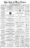 Isle of Man Times Saturday 02 October 1869 Page 1