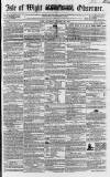 Isle of Wight Observer Saturday 22 October 1853 Page 1