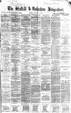 Sheffield Independent Monday 02 January 1865 Page 1
