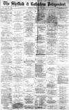 Sheffield Independent Thursday 01 January 1880 Page 1