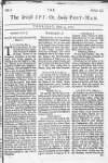 Derby Mercury Tue 14 Mar 1727 Page 1