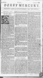 Derby Mercury Thu 25 Jan 1750 Page 1