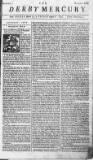 Derby Mercury Fri 30 Mar 1750 Page 1