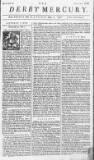 Derby Mercury Fri 18 May 1750 Page 1