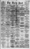 Liverpool Daily Post Friday 04 May 1860 Page 1