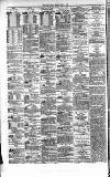 Liverpool Daily Post Monday 08 May 1871 Page 6