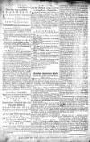 Manchester Mercury Tue 28 Jul 1752 Page 4