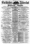 Aldershot Military Gazette Saturday 20 November 1875 Page 1