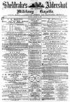 Aldershot Military Gazette Saturday 26 January 1878 Page 1