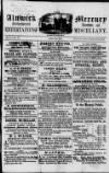Alnwick Mercury Monday 02 April 1855 Page 1