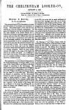 Cheltenham Looker-On Saturday 06 January 1883 Page 5