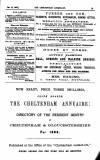 Cheltenham Looker-On Saturday 13 January 1883 Page 3