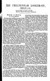 Cheltenham Looker-On Saturday 03 February 1883 Page 5