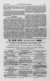 Cheltenham Looker-On Saturday 16 July 1887 Page 13