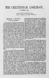 Cheltenham Looker-On Saturday 29 October 1887 Page 7