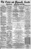 Exeter and Plymouth Gazette Thursday 02 May 1872 Page 1