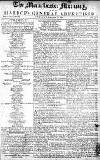 From the LONDON GAZETTE, November 4. The -CEREMONIAL. jl the Interment of his hue Majefy King George tee Sean,l, \