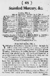 Stamford Mercury Wed 09 Feb 1715 Page 2