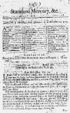 London Bill of Mortality from December 15, to December 22, 1719.