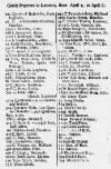 Stamford Mercury Thu 14 Apr 1720 Page 1