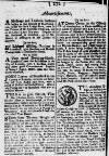 Stamford Mercury Thu 07 Jun 1722 Page 12