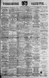 Yorkshire Gazette Saturday 13 June 1896 Page 1