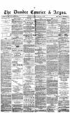 Dundee Courier Tuesday 06 January 1874 Page 1