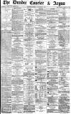 Dundee Courier Saturday 05 December 1874 Page 1